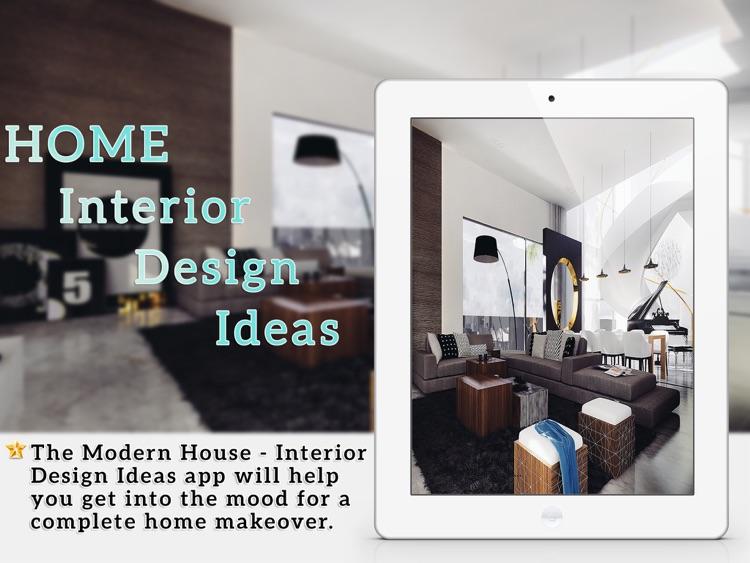 Modern House - Interior Design Ideas for iPad