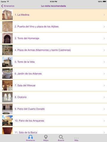 Alhambra & Generalife - Granadaのおすすめ画像3
