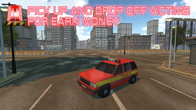3D Rescue City Ambulance Parking Simulator screenshot-3