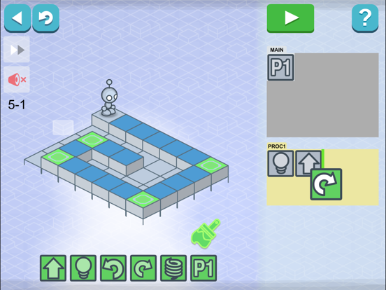 Lightbot : Programming Puzzlesのおすすめ画像5