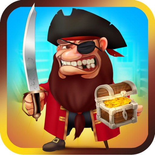 The Pirates of Treasure Island Dress Up Game - Advert Free Version icon