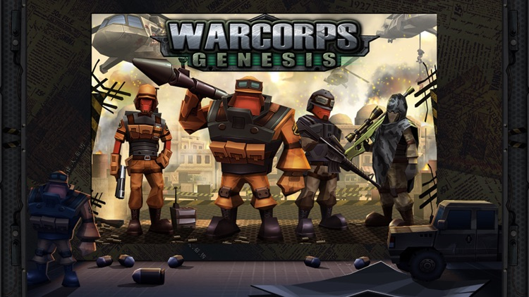 WarCom: Genesis screenshot-0