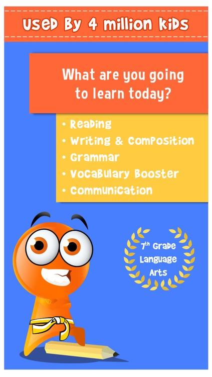 iTooch 7th Grade | Language Arts