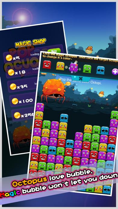 Pop Octopus! screenshot three