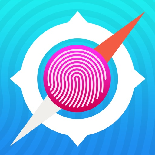 Secret Browser with Touch ID