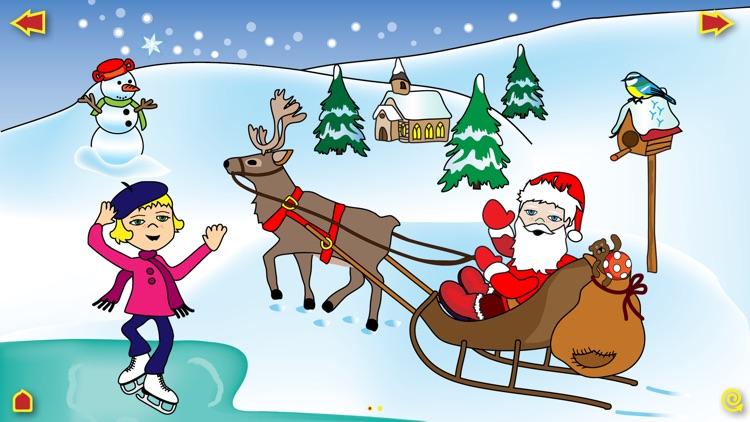 KinderApp Christmas - Kids learn to speak
