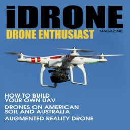 iDrone:Drone Enthusiast Magazine