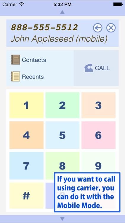 DTMF Dialler screenshot-3