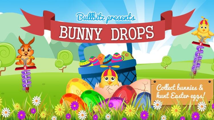 Bunny Drops - Match three puzzle