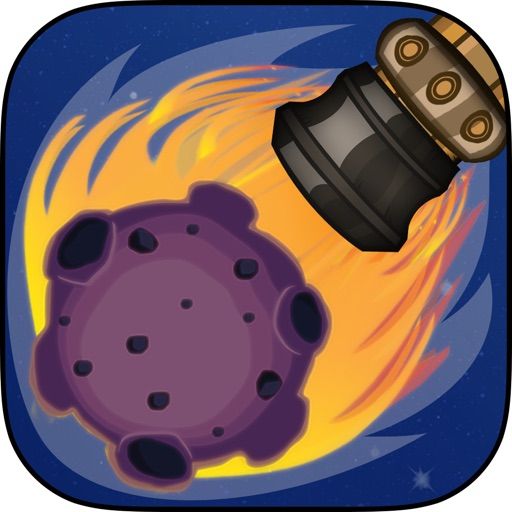 Meteor - Math Planet Defense icon