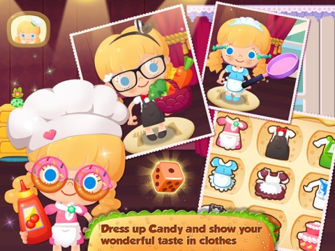 Игра Candy's Restaurant - Kids Educational Games