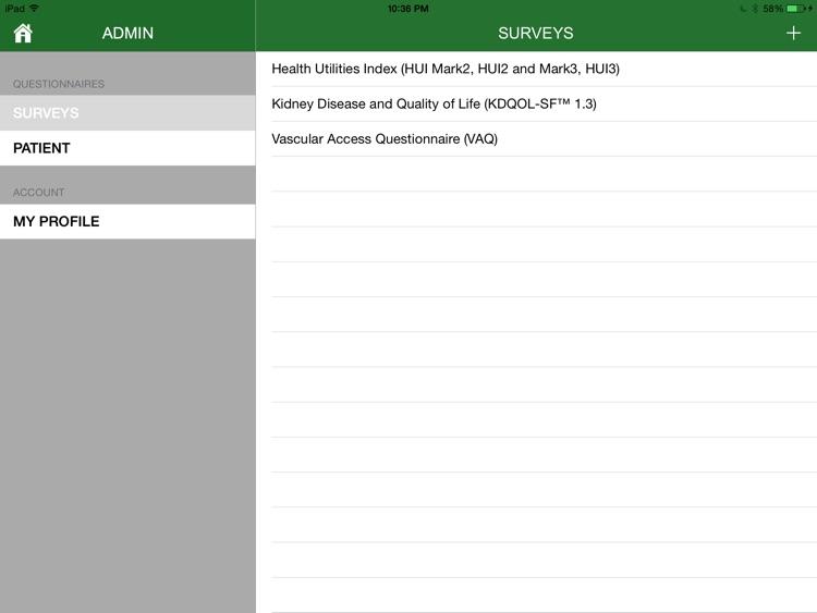 QOL Questionnaire screenshot-3