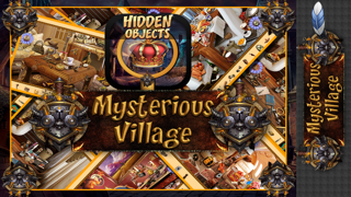Mysterious Town : The Game of hidden objects in Dark Night,Garden,Dark Room,Hunted Night,City and Jungleのおすすめ画像5