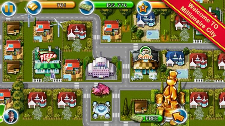 Millionaire City screenshot-4