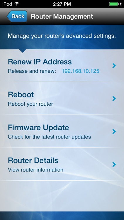 Linksys Connect screenshot-3