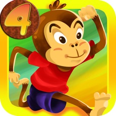 Activities of Banana Monkey Jungle Gorilla Run Lite