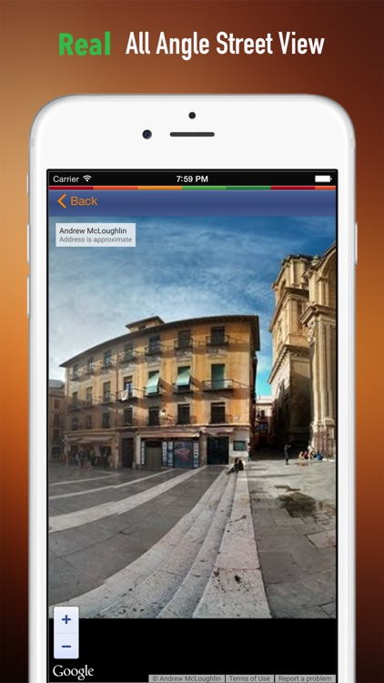 Granada Tour Guide: Best Offline Maps with Street View and Emergency Help Info screenshot-3