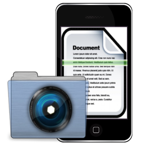 JJScan: scan multipage documents to PDF