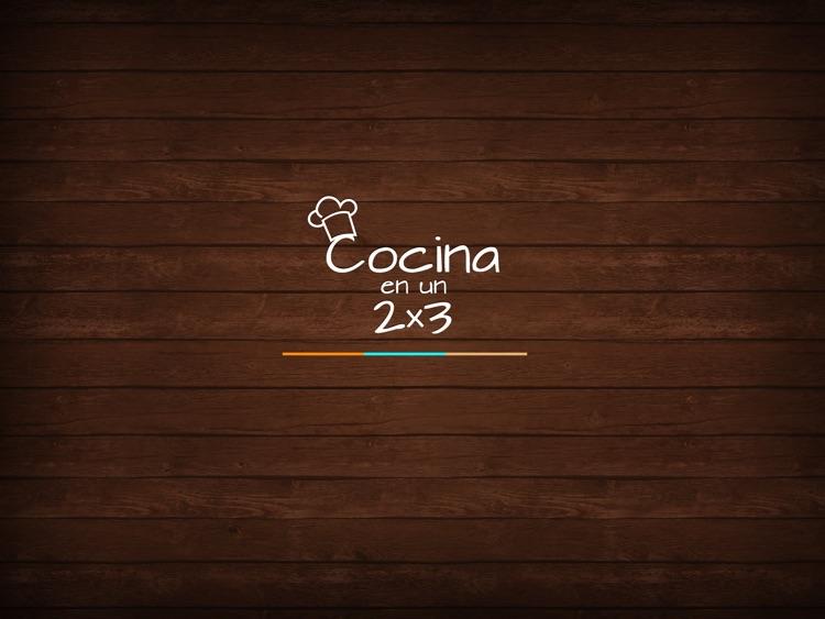 Cocina 2x3