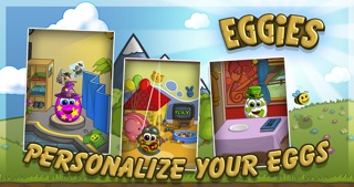 Eggies - My Virtual Pet screenshot two