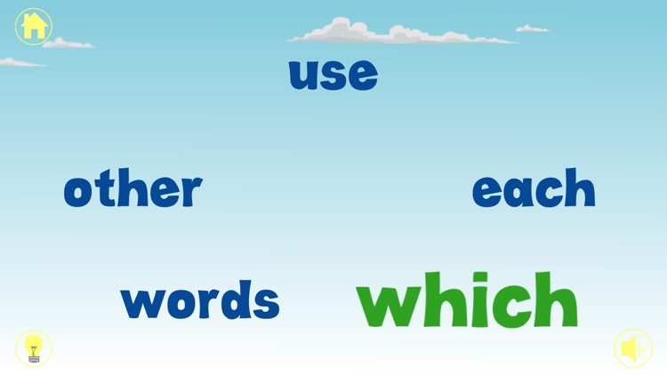 Intermediate Sight Words Free : High Frequency Word Practice to Increase English Reading Fluency screenshot-3