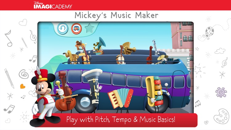 Mickey's Magical Arts World