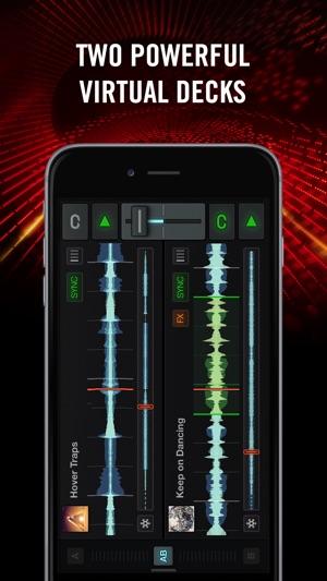 Traktor DJ para iPhone Screenshot