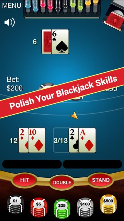 How does iPhone Blackjack Work?