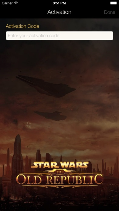 download Star Wars: The Old Republic Security Key apps 2