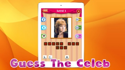 Trivia For 60's Stars - Awesome Guessing Game For Trivia Fans screenshot two