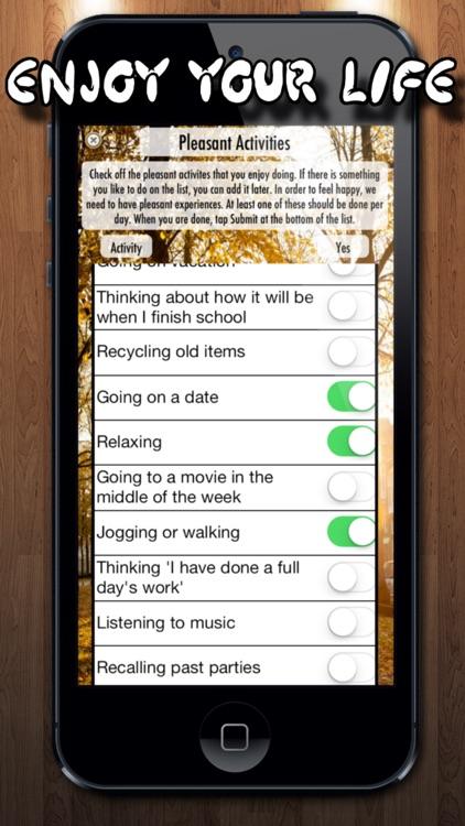DBT Emotion Regulation Tools screenshot-3