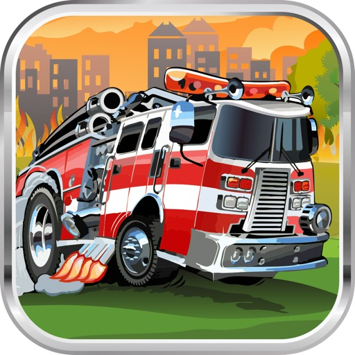 Fire Truck Runner icon