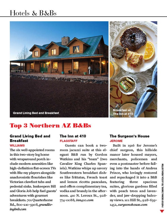 Phoenix Magazine 2015 Arizona Travel Guide screenshot-1