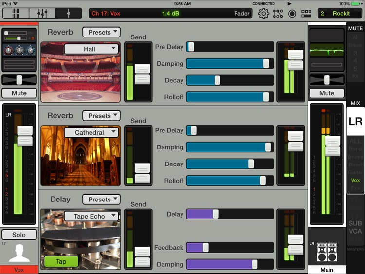 Mackie Master Fader 3 screenshot-3