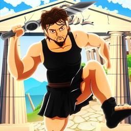 Hercules - The Greek Gladiator Endless Runner Game