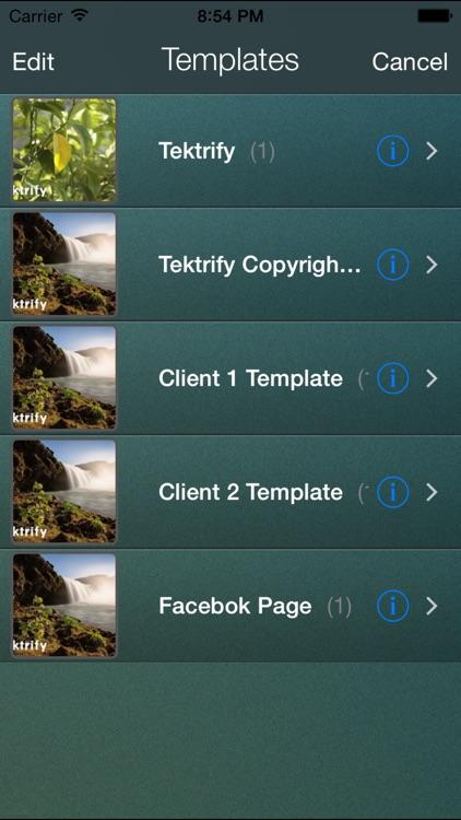 iStamp - Batch Watermark Photos