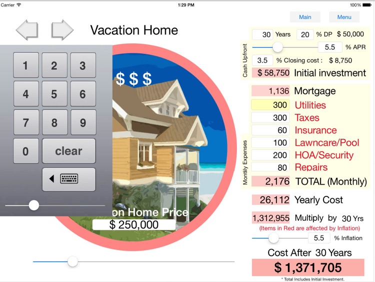 Timeshare Calculator Pro