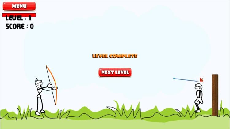 Stickman Archer Adventure FREE - Aim and Shoot Mission