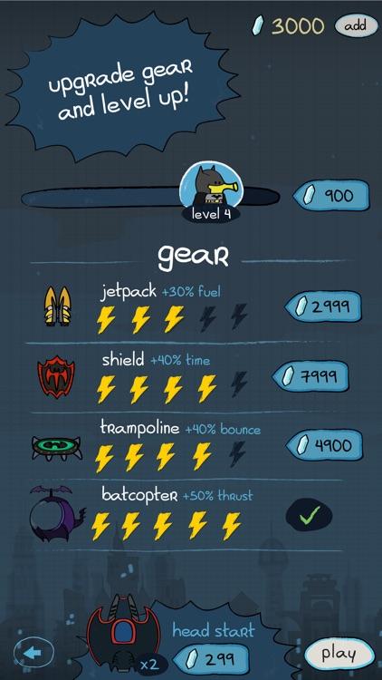 Doodle Jump DC Super Heroes screenshot-4