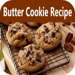 Butter Cookie Recipe