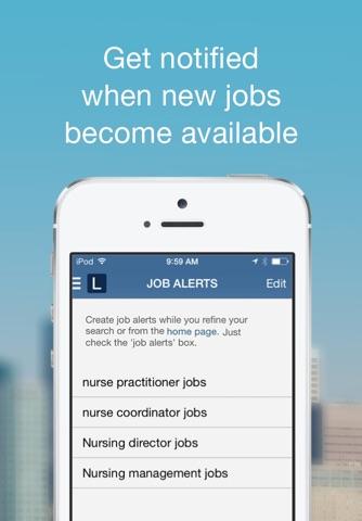 Screenshot of Job Search Engine