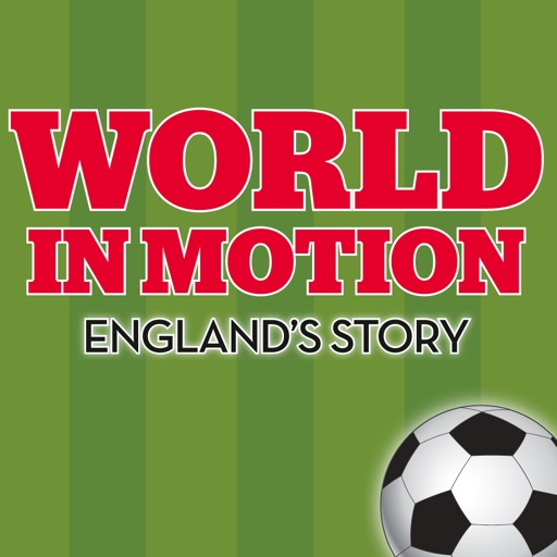 World In Motion: England's Story icon