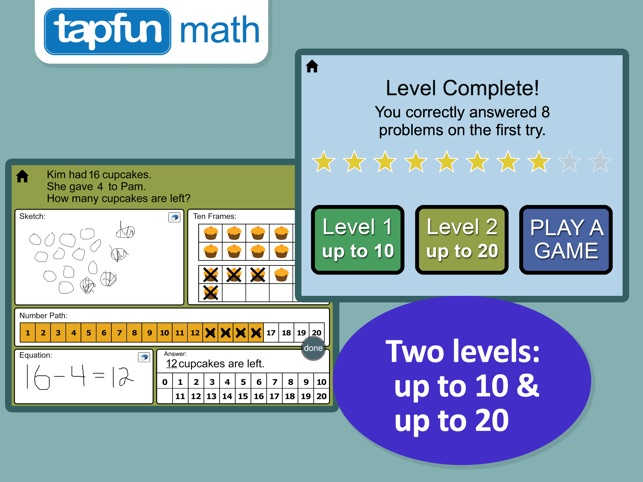 Math Word Problems - Addition and Subtraction for Kindergarten and ...