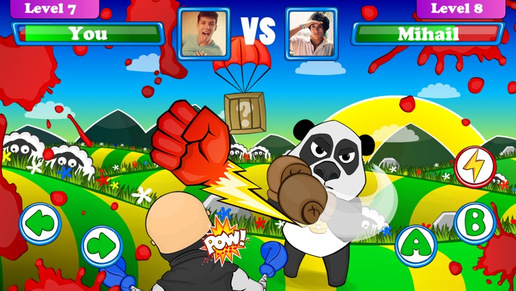 Crazy Fighting Online screenshot-4