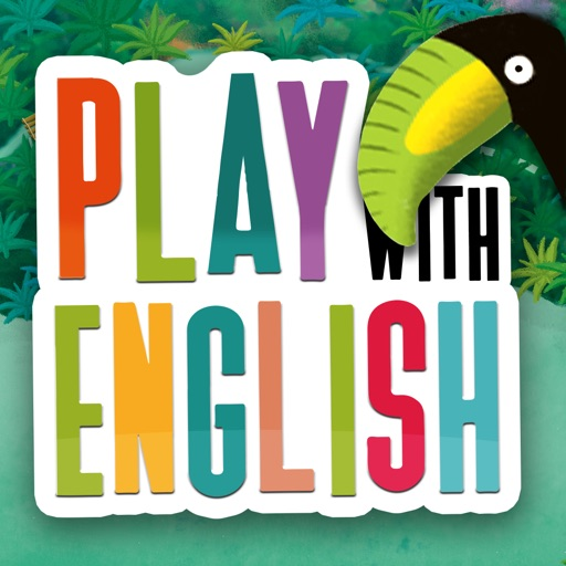 PLAY WITH ENGLISH icon