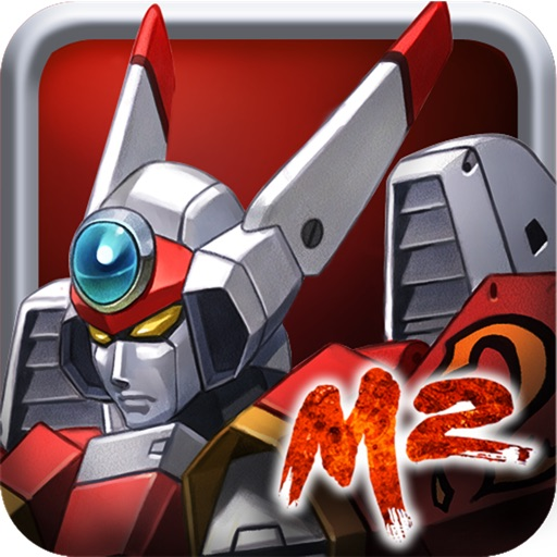 M2: War of Myth Mech International iOS App
