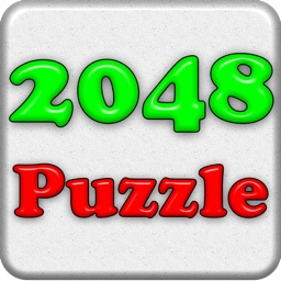 2048 - number slider puzzle for iPad