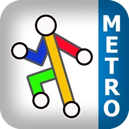 Chicago Metro - Map and route planner by Zuti
