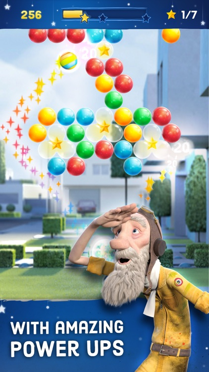 The Little Prince - Bubble Pop Journey screenshot-3
