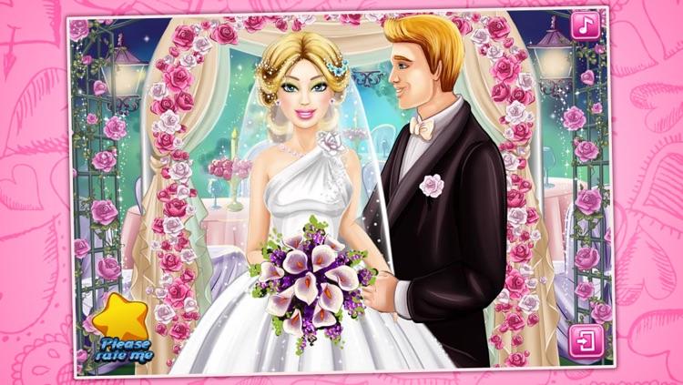 Princess Wedding screenshot-4